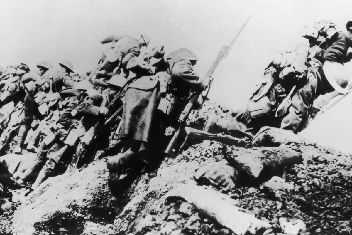 The Somme: Why We Need To Remember Britains Bloodiest Battle GettyImages 3246467 1200x800