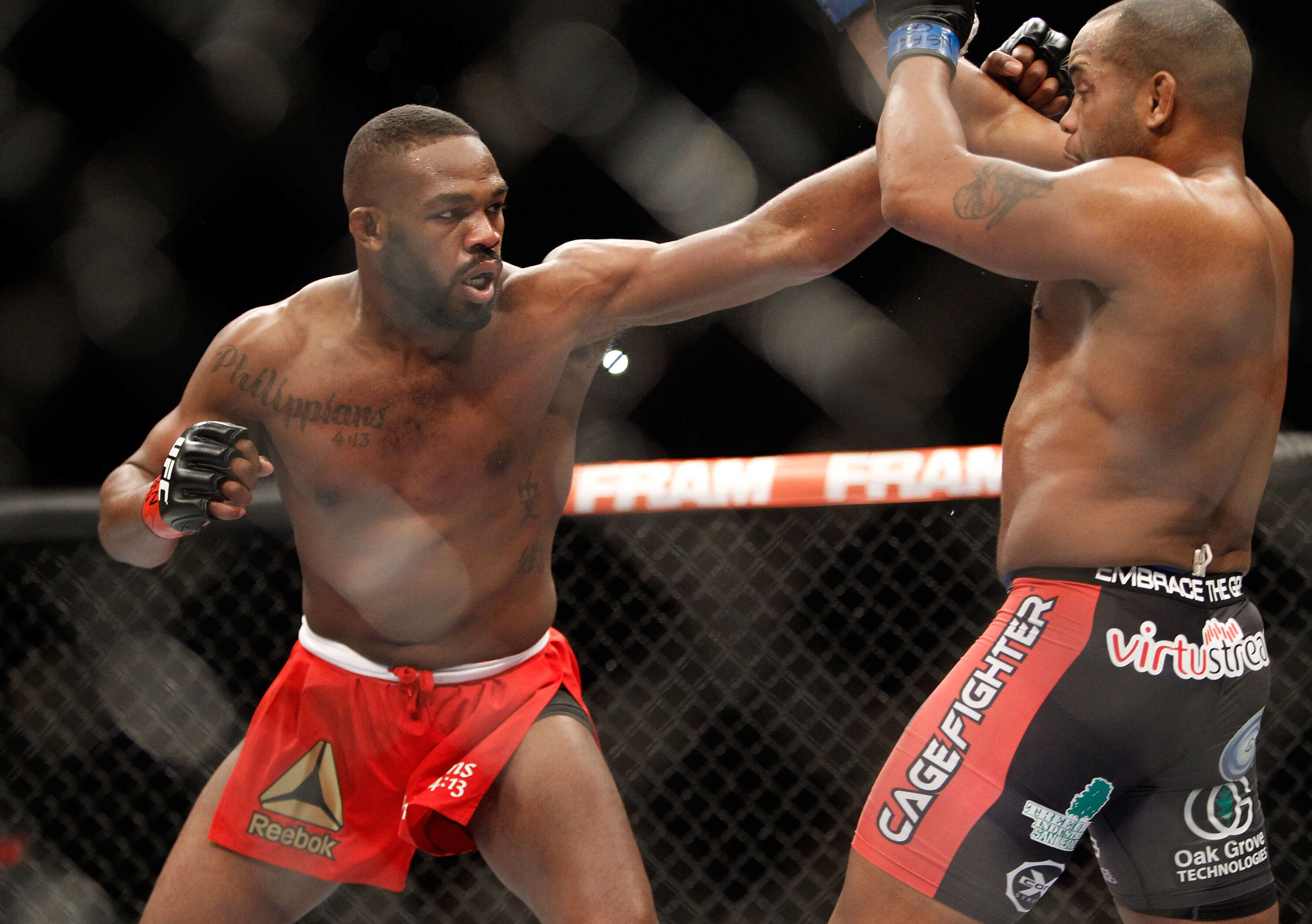 Jon Jones Breaks Silence Over Failed Drugs Test And UFC 200 Removal GettyImages 461006908