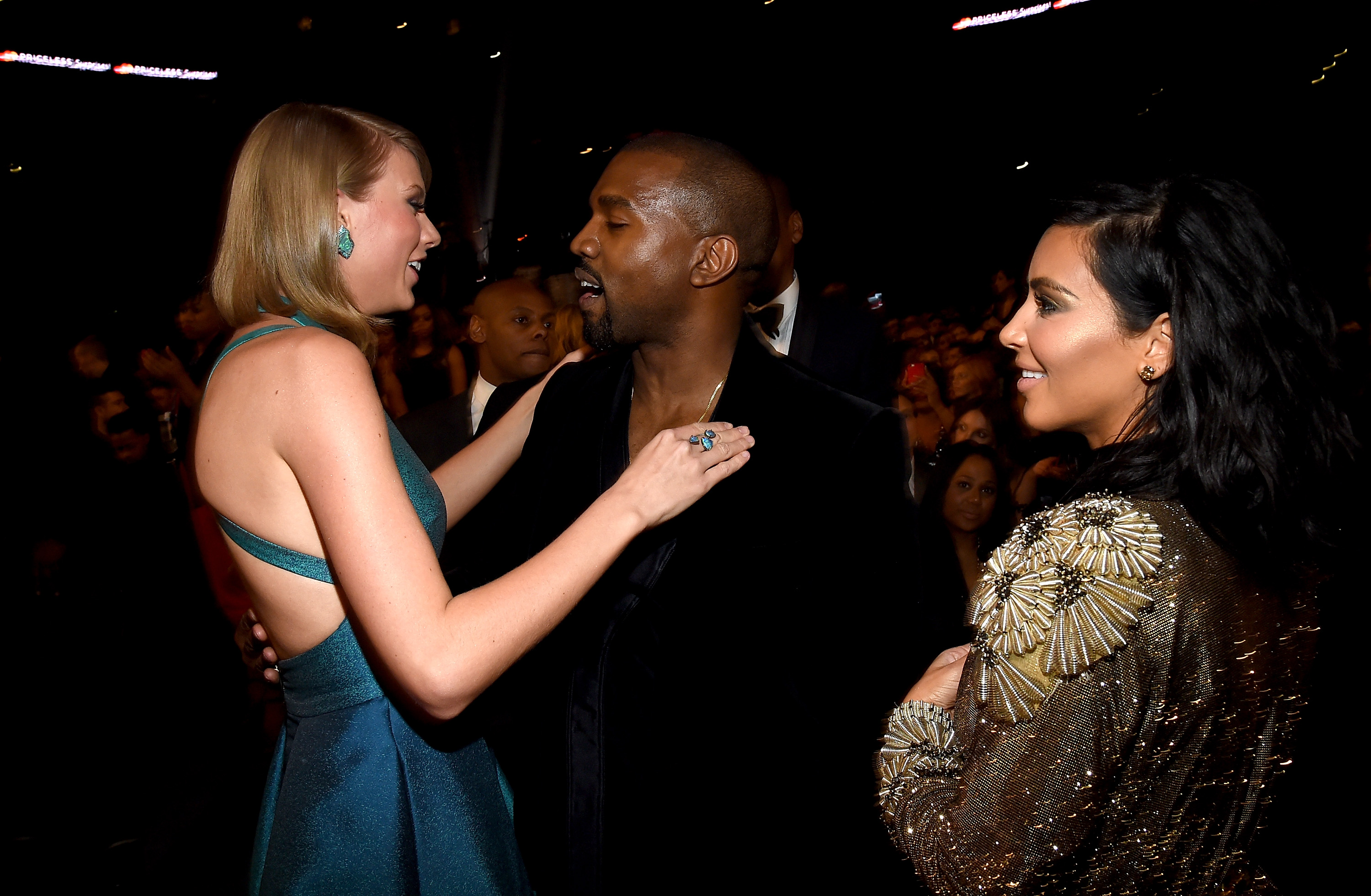 Heres The Full Transcript From That Kanye West And Taylor Swift Call GettyImages 463036782