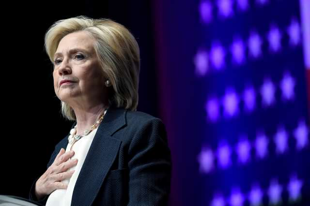 Hillary Clinton Addresses Nat'l Ass'n Of Latino Elected And Appointed Officials