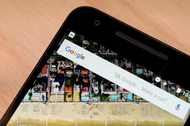 Google Is Recording What You Say, Heres How To Delete The Files GettyImages 490537236 640x426