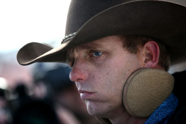 Oregon Militia Leader Attempts Cartoon Style Breakout Attempt GettyImages 503650294 640x426