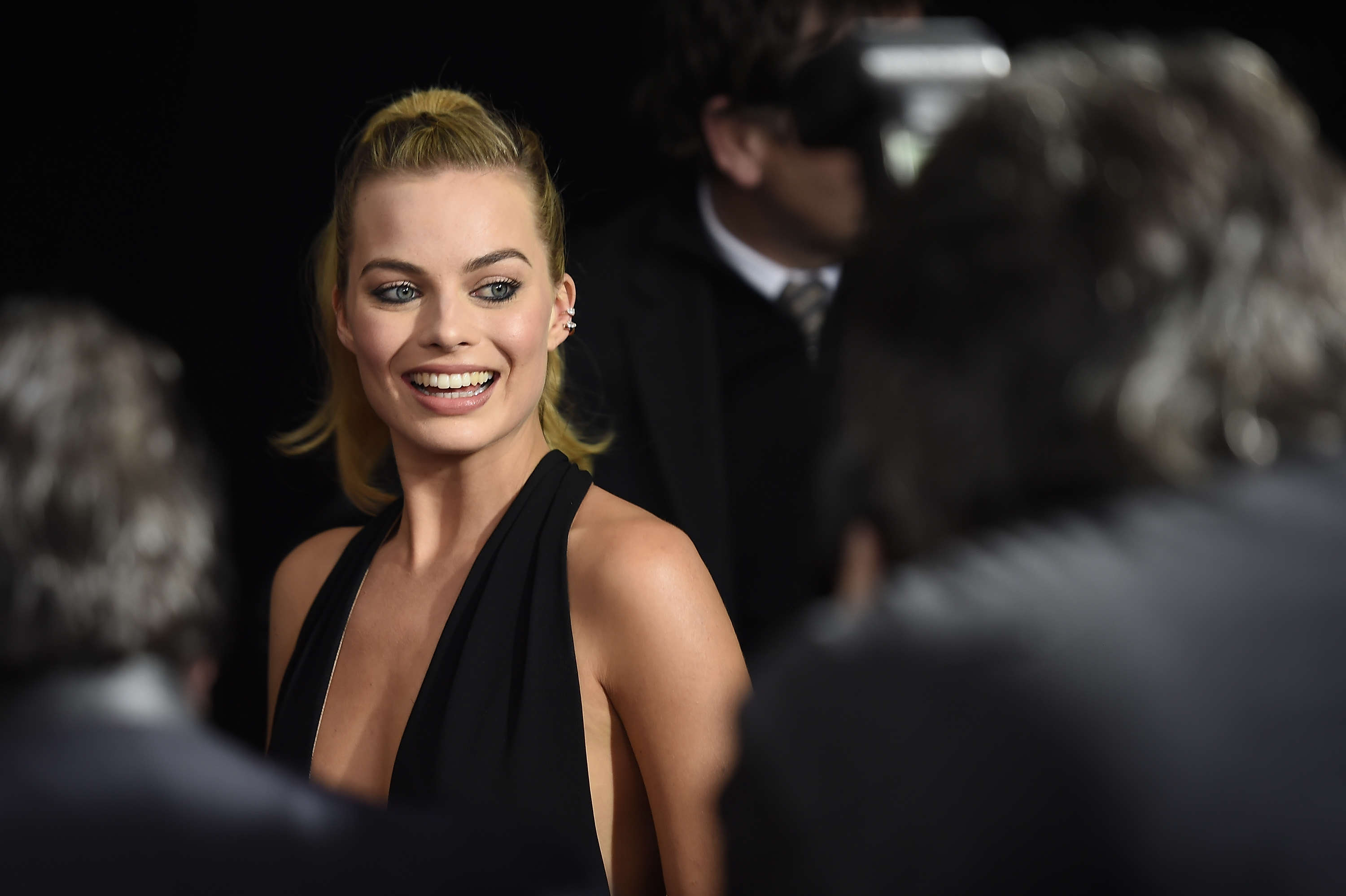 Margot Robbie Finally Responds To Really Weird Vanity Fair Interview GettyImages 513220754
