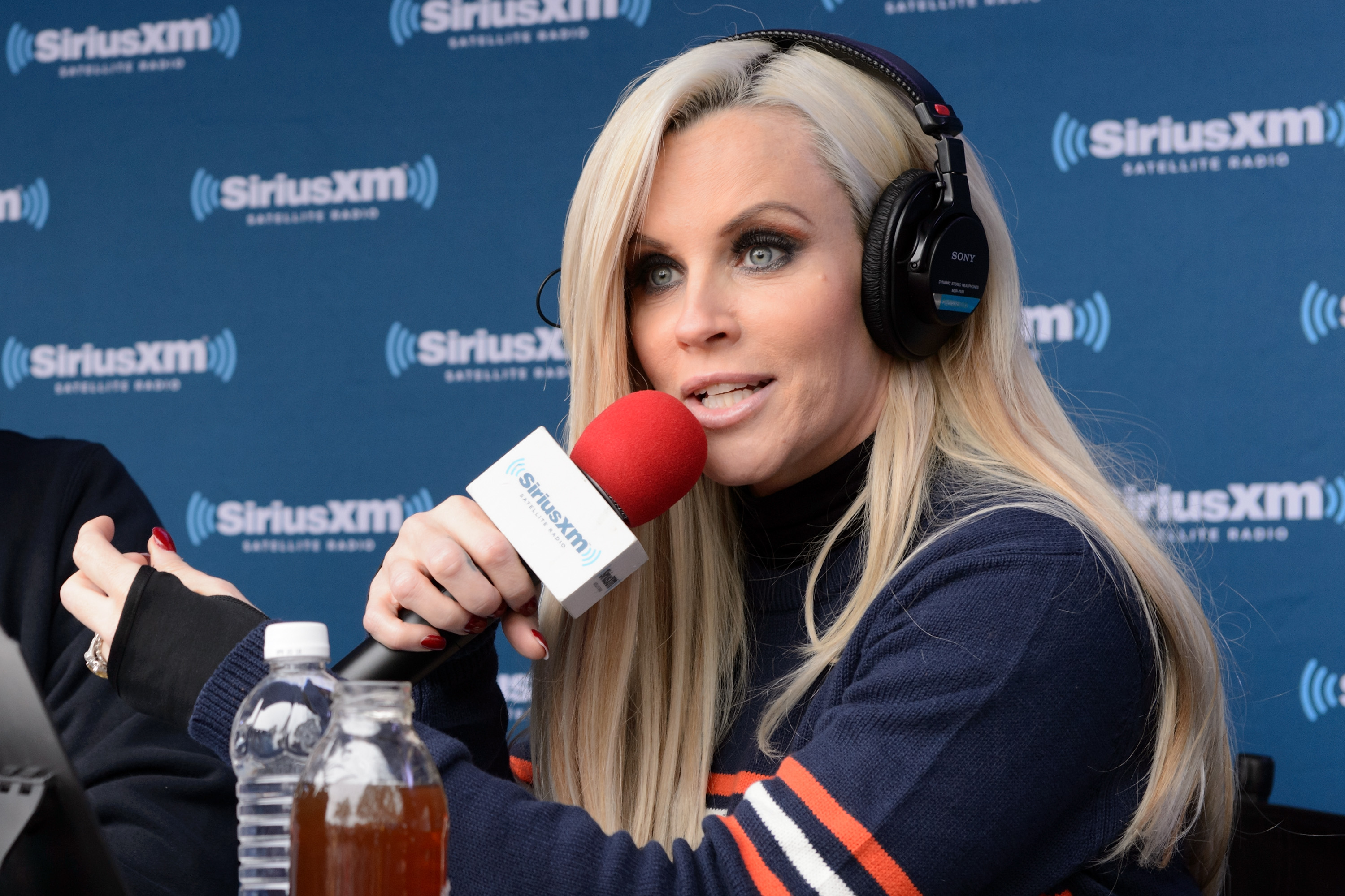 Tara Reid And Jenny McCarthy Throw Shade In Painfully Awkward Radio Interview GettyImages 525710564