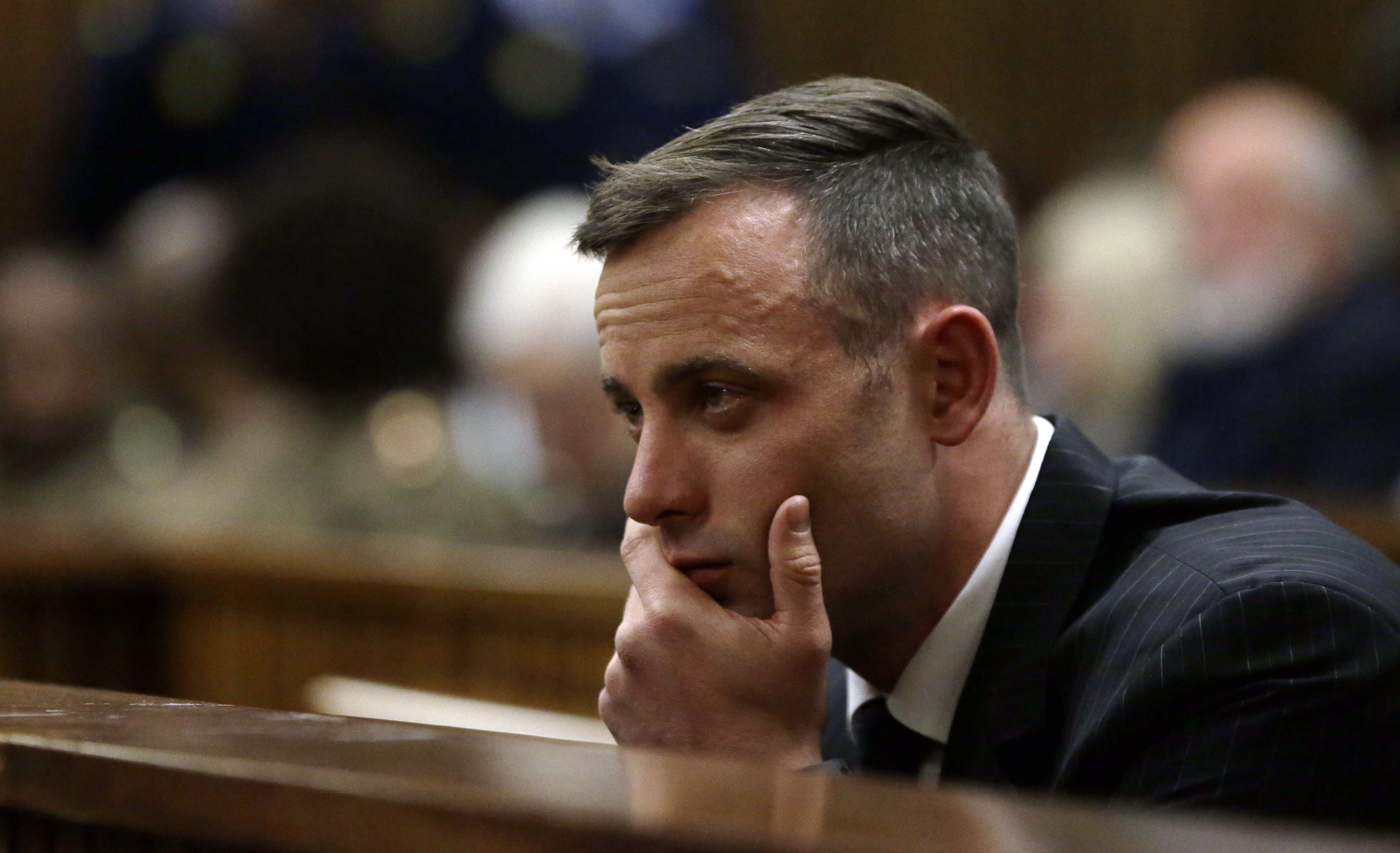 Oscar Pistorius Likely To Receive Shockingly Brief Sentence For Murder GettyImages 539801524