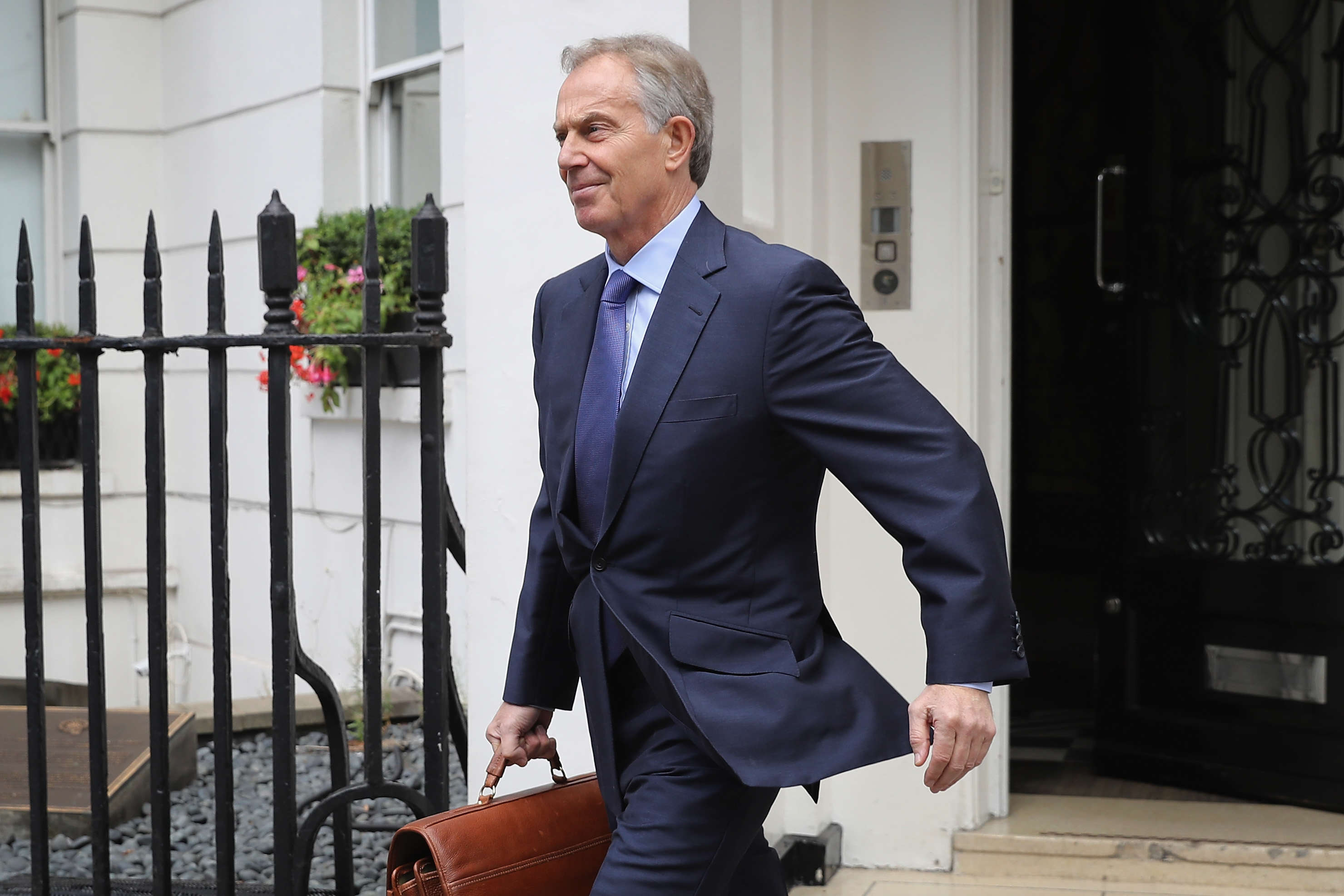 Tony Blair On The Eve Of The Chilcot Inquiry Publication