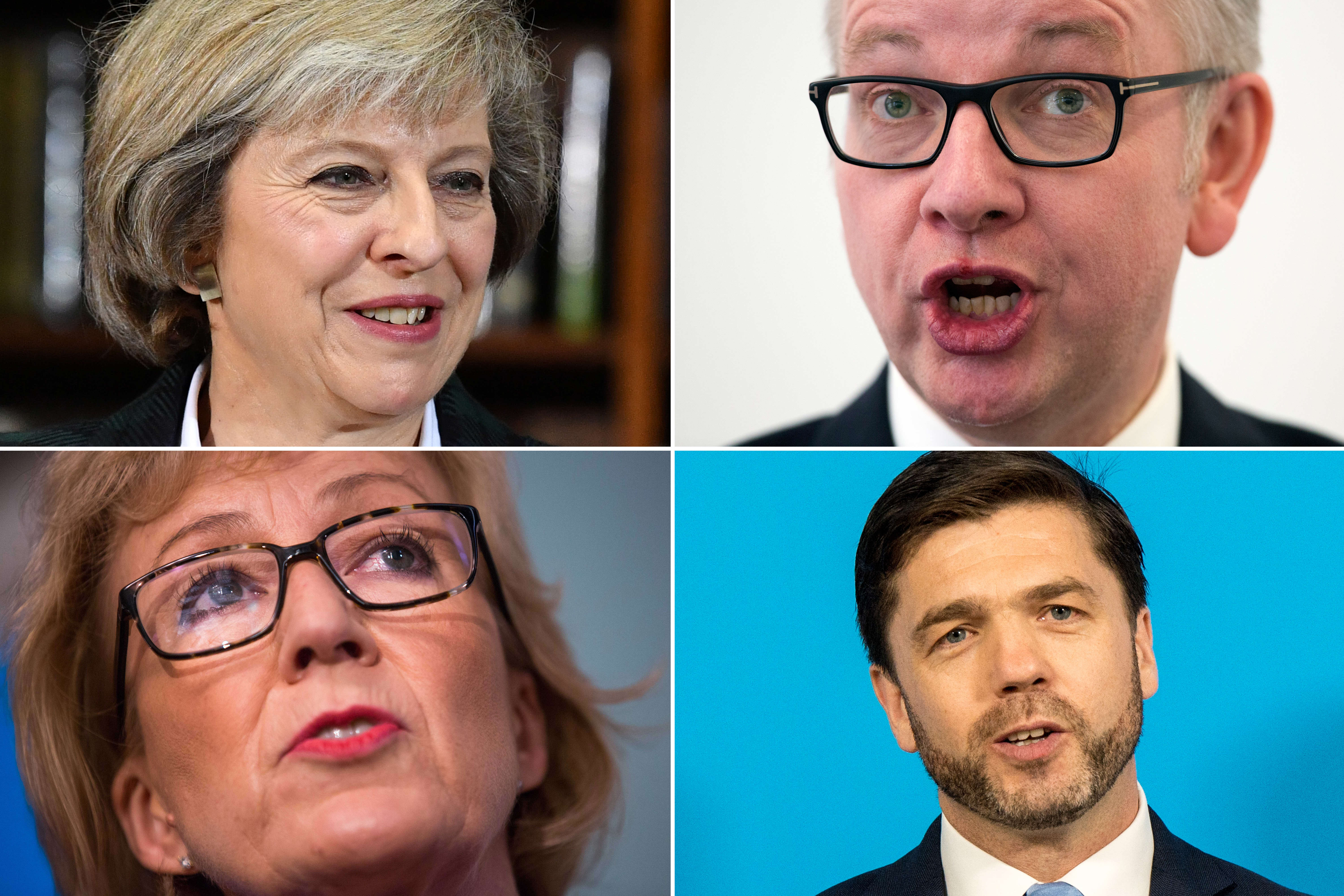 Conservative MPs Vote In First Round Of Leadership Elections