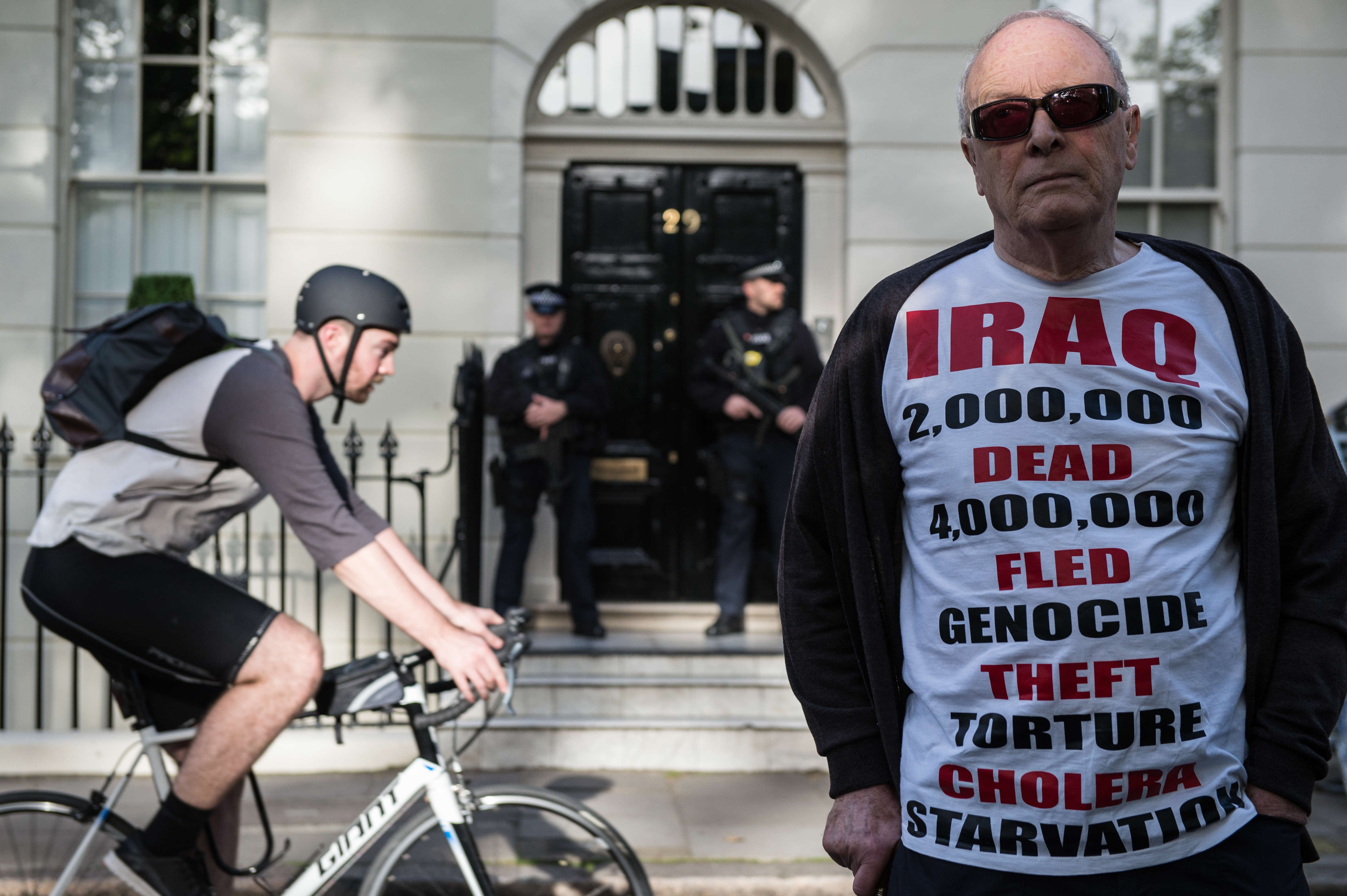 Chilcot Report: Tony Blair Knew That Iraq War Would Increase Terrorism GettyImages 545168322
