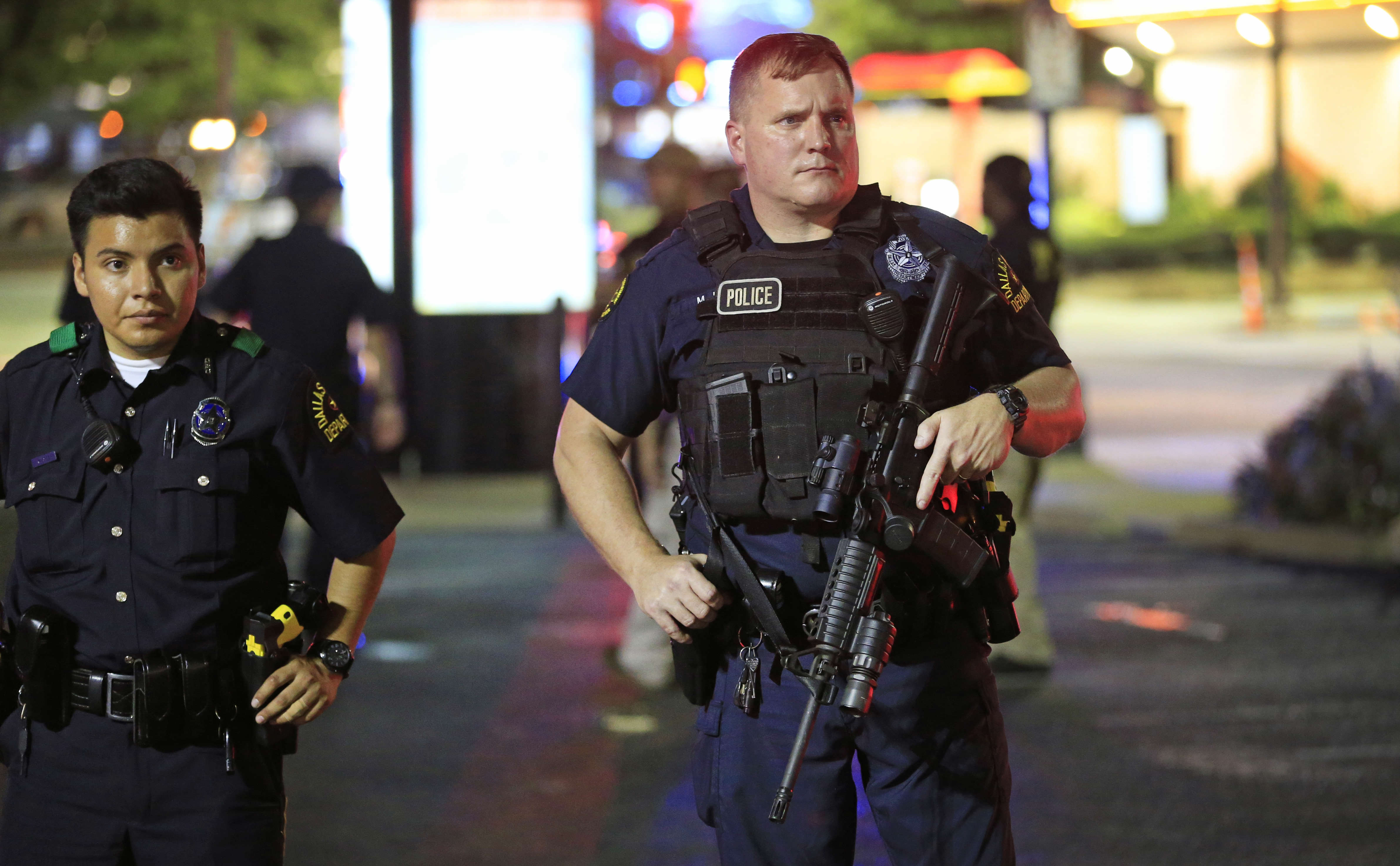 Four Police Officers Killed During Anti-Police Brutality March In Dallas