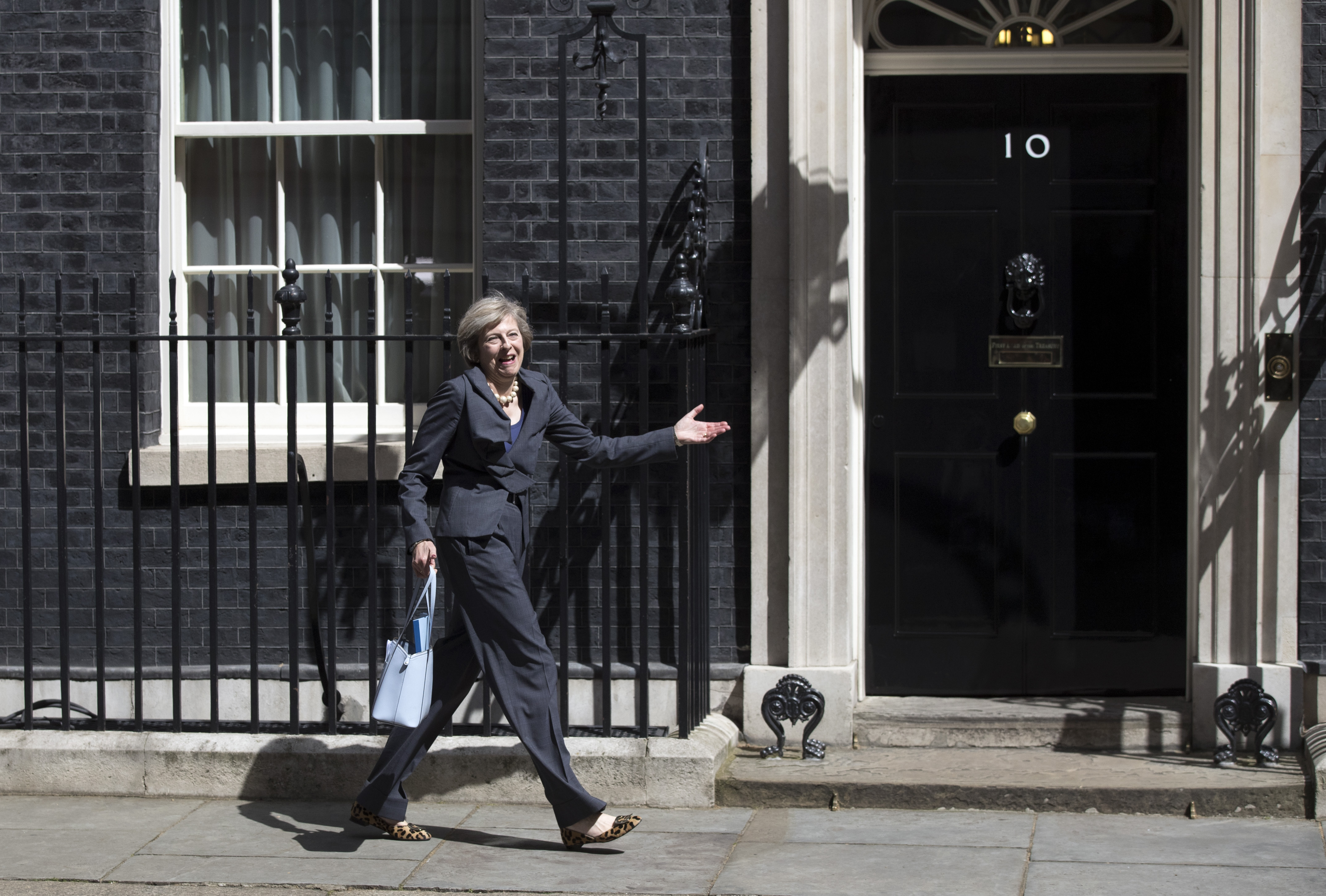 Its Official, Theresa May Is Britains New Prime Minister GettyImages 546375308
