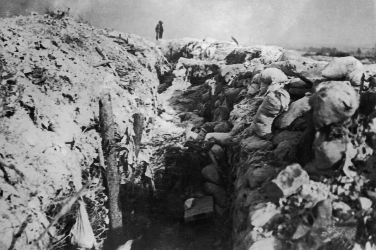 The Somme: Why We Need To Remember Britains Bloodiest Battle GettyImages 56557401 1200x800