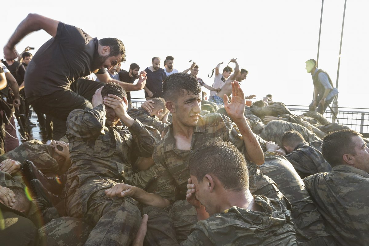 New Report Reveals Horrific Torture Of Soldiers Following Turkish Coup GettyImages 576538014 1 1200x800 1 1