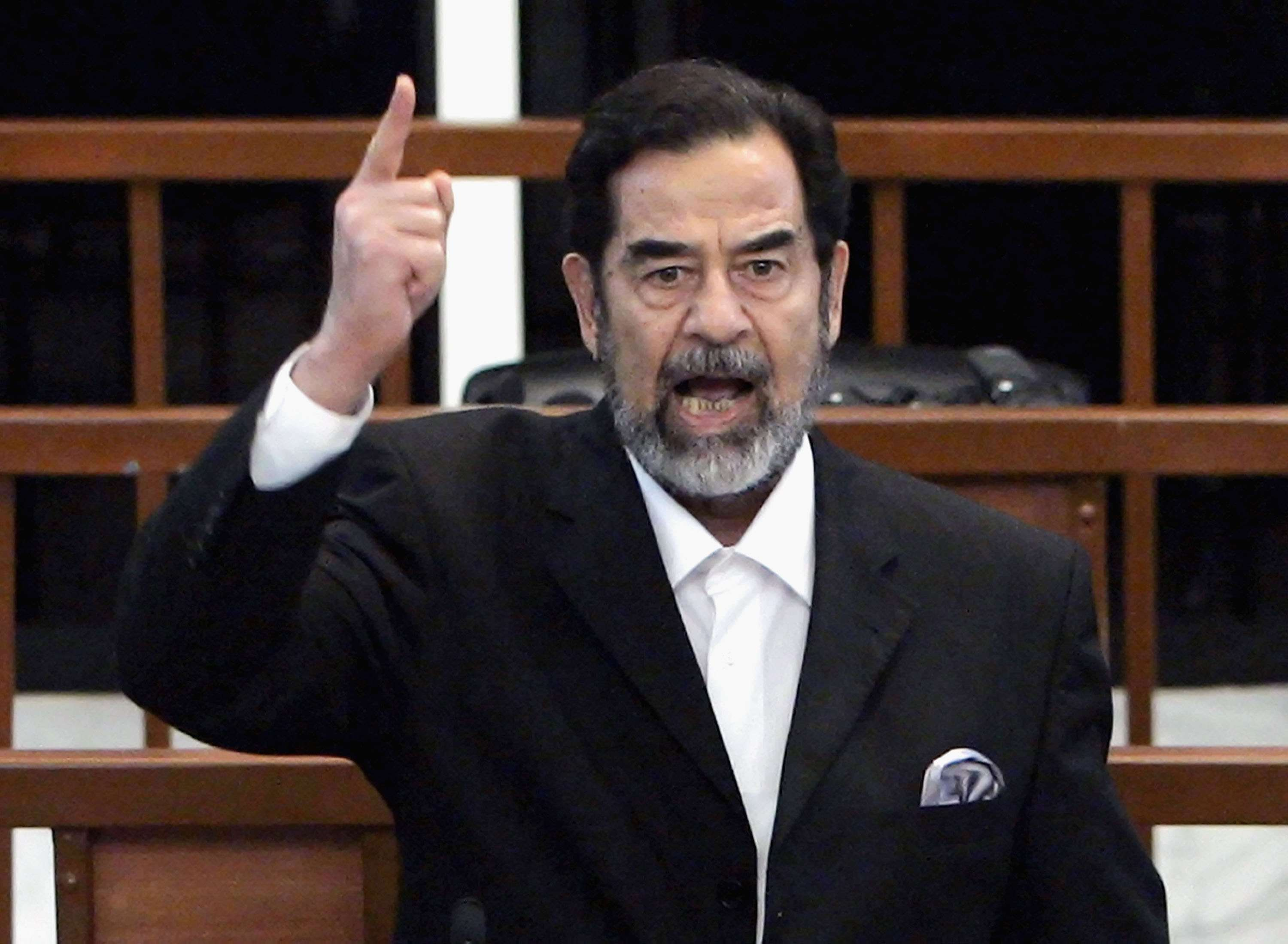 Verdicts Delivered In Saddam Hussein Trial