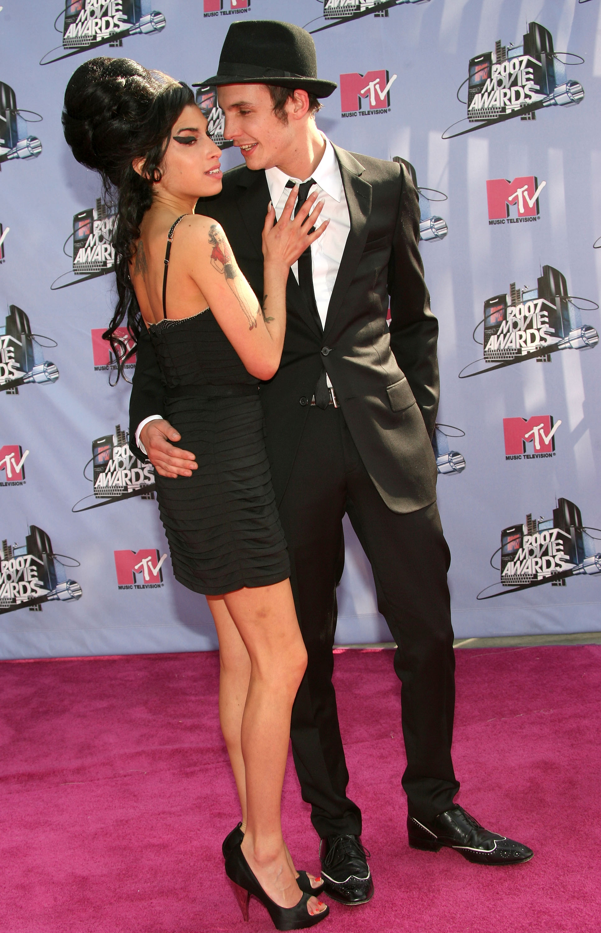 2007 MTV Movie Awards - Arrivals