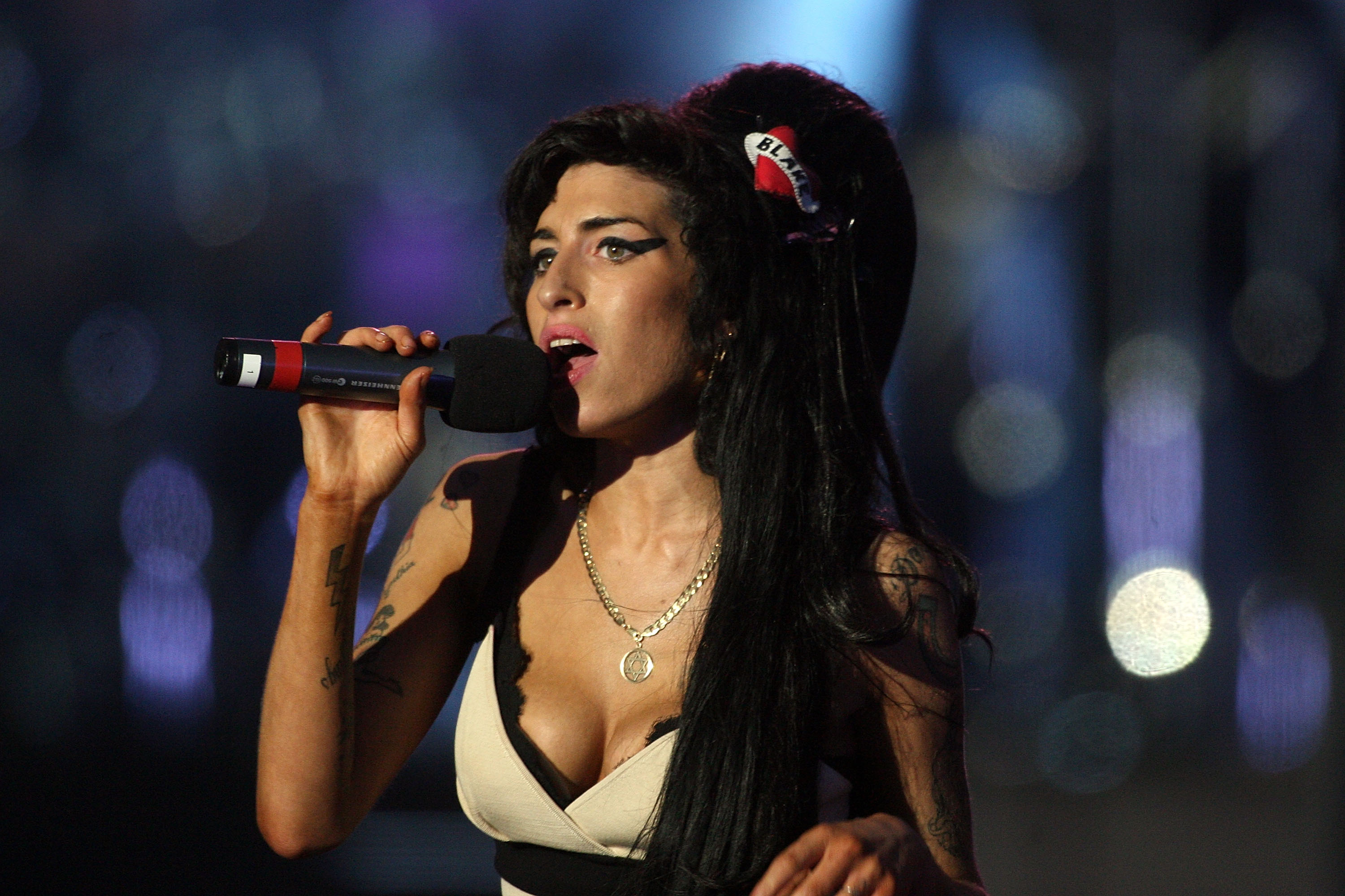 This Is What Amy Winehouse Said In Her Final Ever Interview GettyImages 81749553