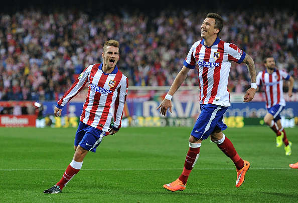 Diego Costa May Have Just Confirmed Atletico Madrid Return On Insta Griezmann Getty Atletico