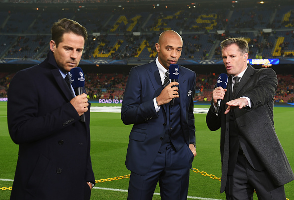 Sky Defend Henry After Wenger Row With Saltiest Ever Statement Henry Carra Redknapp Getty