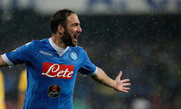 Wenger Eyes Sensational Swap With World Star In, Giroud Out? Higuain Getty 2