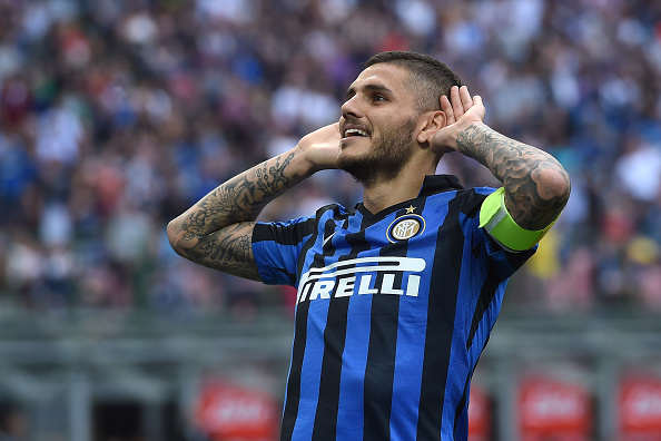 Coveted Strikers Agent Hands Hope To London Trio Icardi Getty