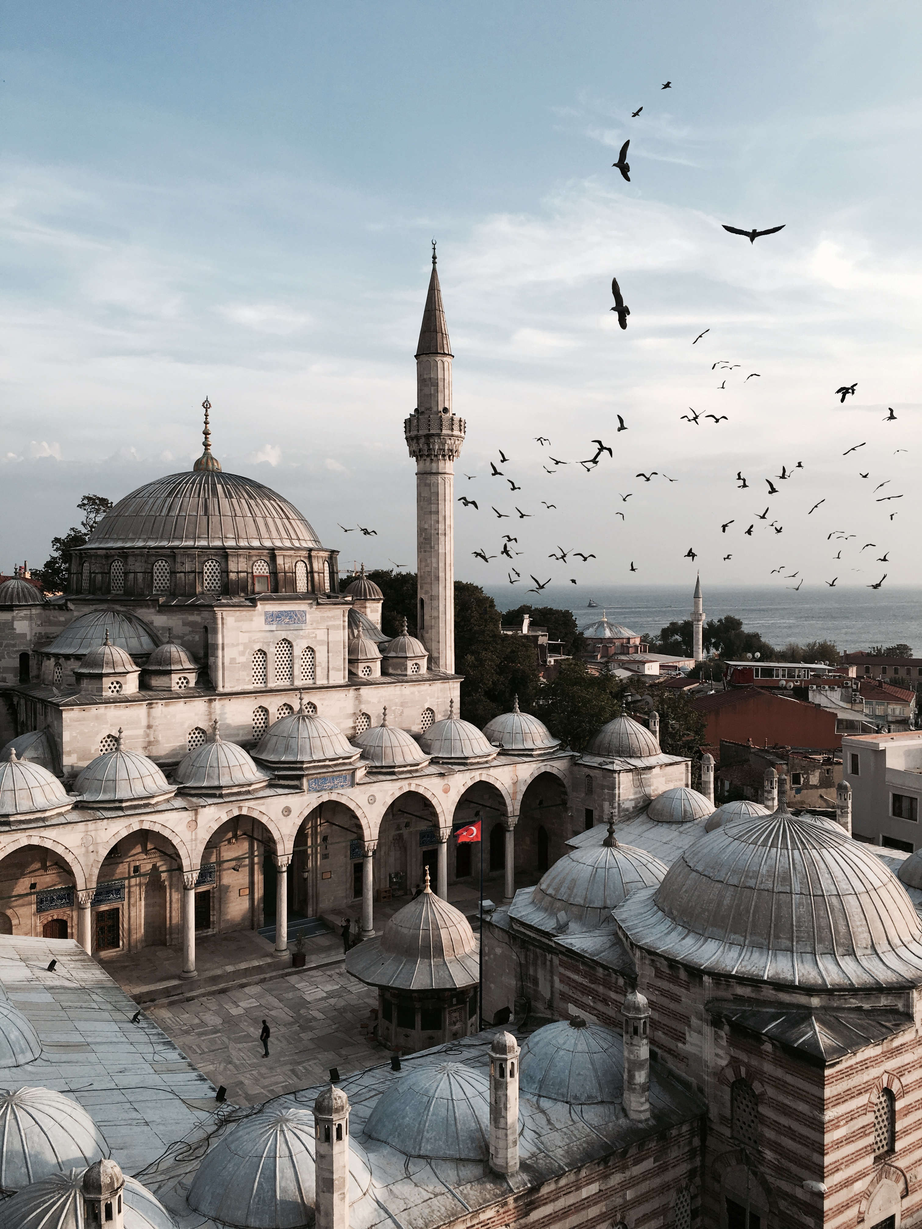 Check Out Uncharteds Gorgeous Locations In Real Life Istanbul