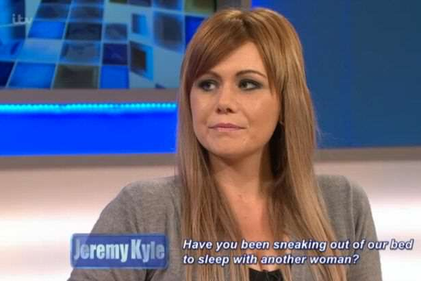 People Cant Cope With This Scottish Jennifer Aniston Lookalike On Jeremy Kyle Jeremy Kyle