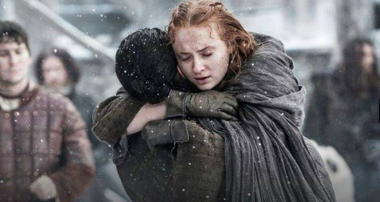 Could Next Season Of Game Of Thrones See Stark Incest? Jon and Sansa May 16