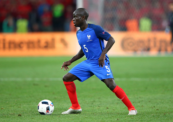 Mourinho Risks Wrath Of Chelsea Fans With Move For Key Man Kante Getty