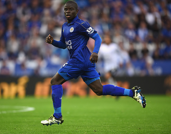 BREAKING: Chelsea Set To Complete Deal For French Midfielder Kante getty lcfc
