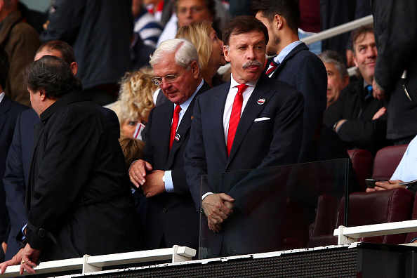 Rivals Beat Chelsea To Be Crowned Richest Team In London Kroenke Getty