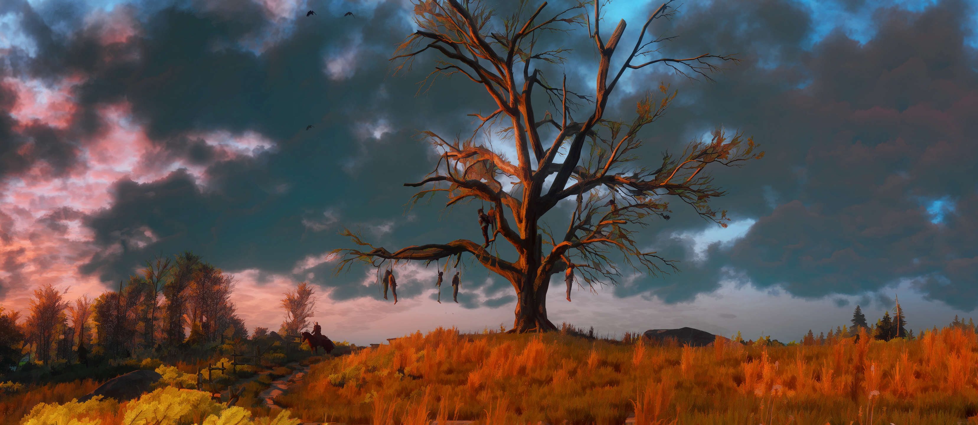 This Guy Turned His Witcher 3 Screenshots Into Works Of Art LDGL1uY 1