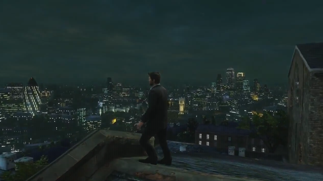 London - Uncharted 2