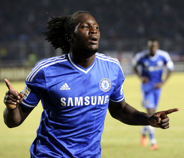 Chelsea Face Paying Huge Fee To Bring Player Back To Club Lukaku Chelsea Getty