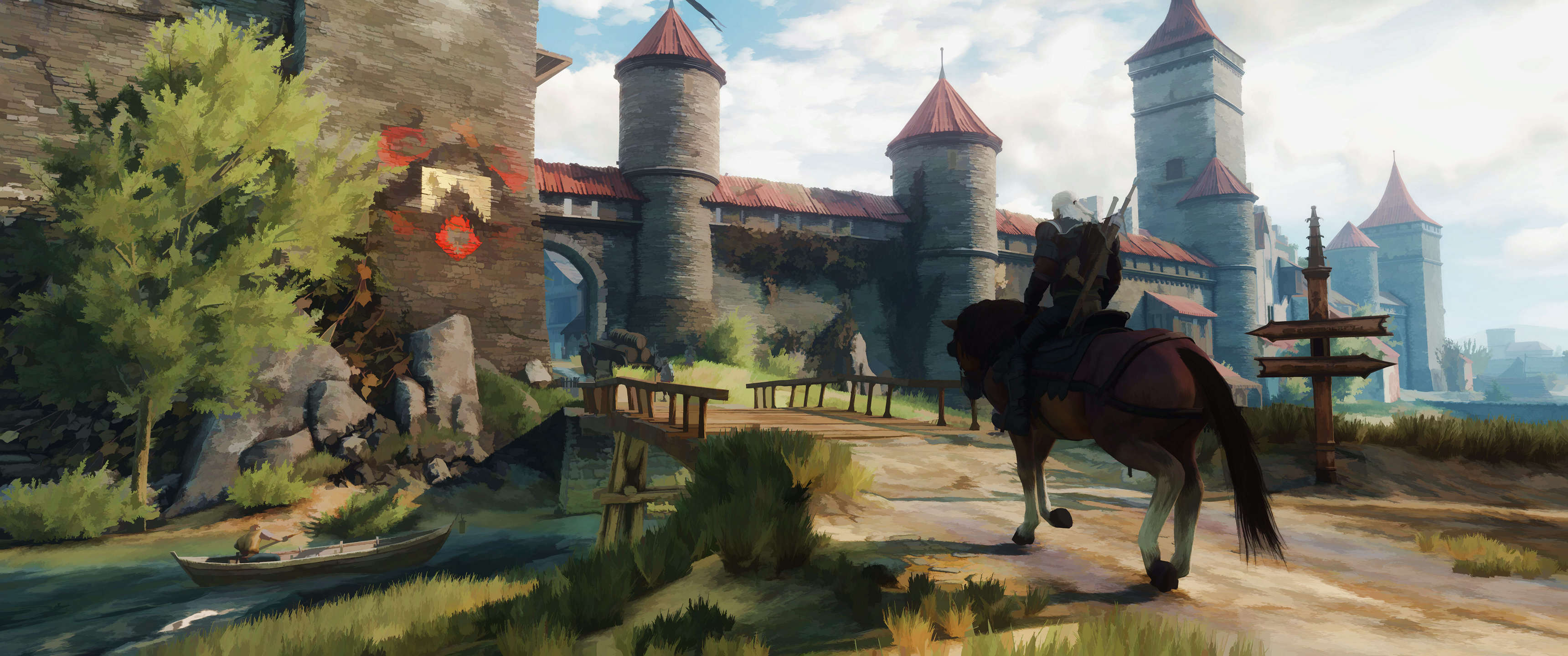 This Guy Turned His Witcher 3 Screenshots Into Works Of Art MPP68VR