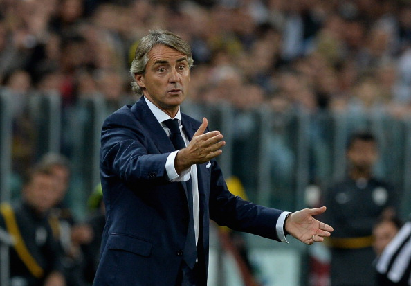 Mancini Avoids Icardi Transfer Talk With Very NSFW Comment Mancini Getty