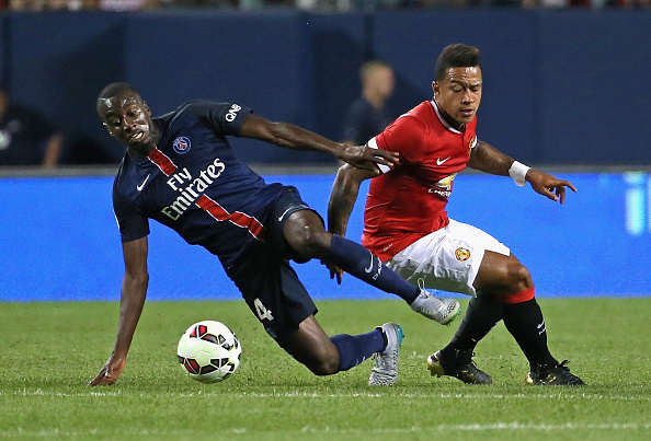 French Midfielder Flies To Manchester As Mourinho Hints At Fourth Arrival Matuidi Getty