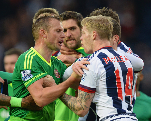 McClean Fight Getty