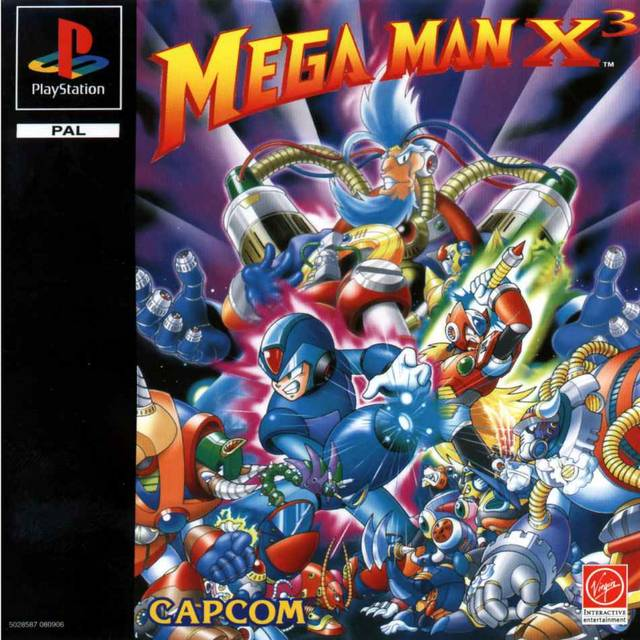 Your PS1 Games Could Be Worth More Than You Think MegaManX3PAL
