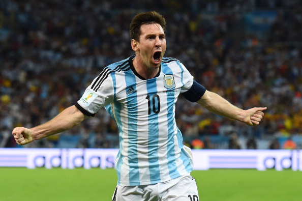 Spurs Fans Need To Hear What Pochettino Thinks About Managing Argentina Messi Argentina Getty