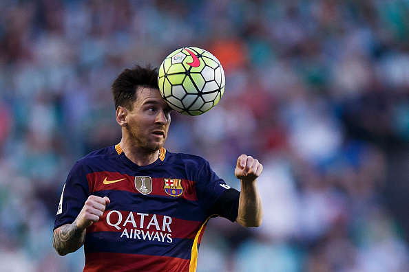English Club Lining Up Deal Of Century With Messi Move Messi getty Gonzalo Arroyo Moreno 1