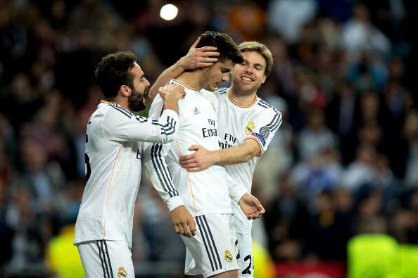 Arsenal Willing To Double Wage Of World Class Striker Morata Madrid Getty