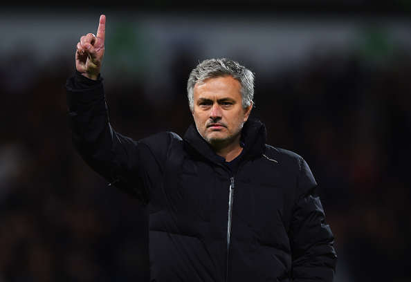 Mourinho Eyes Highly Rated English Starlet Mourinho Getty Point 1