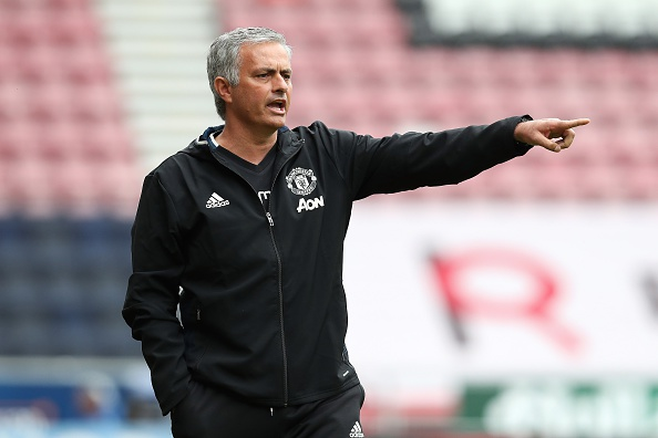 Mourinho Thinks Deal Of The Decade Is Already Done Mourinho Getty Pre Season