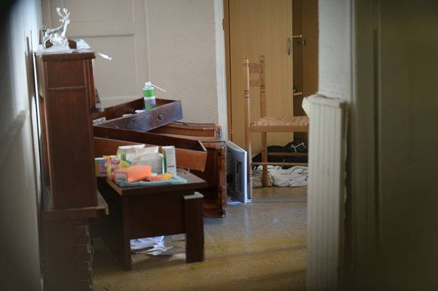 Photos Show Inside Nice Attack Suspects Apartment After Police Raid Nice Terror attacks