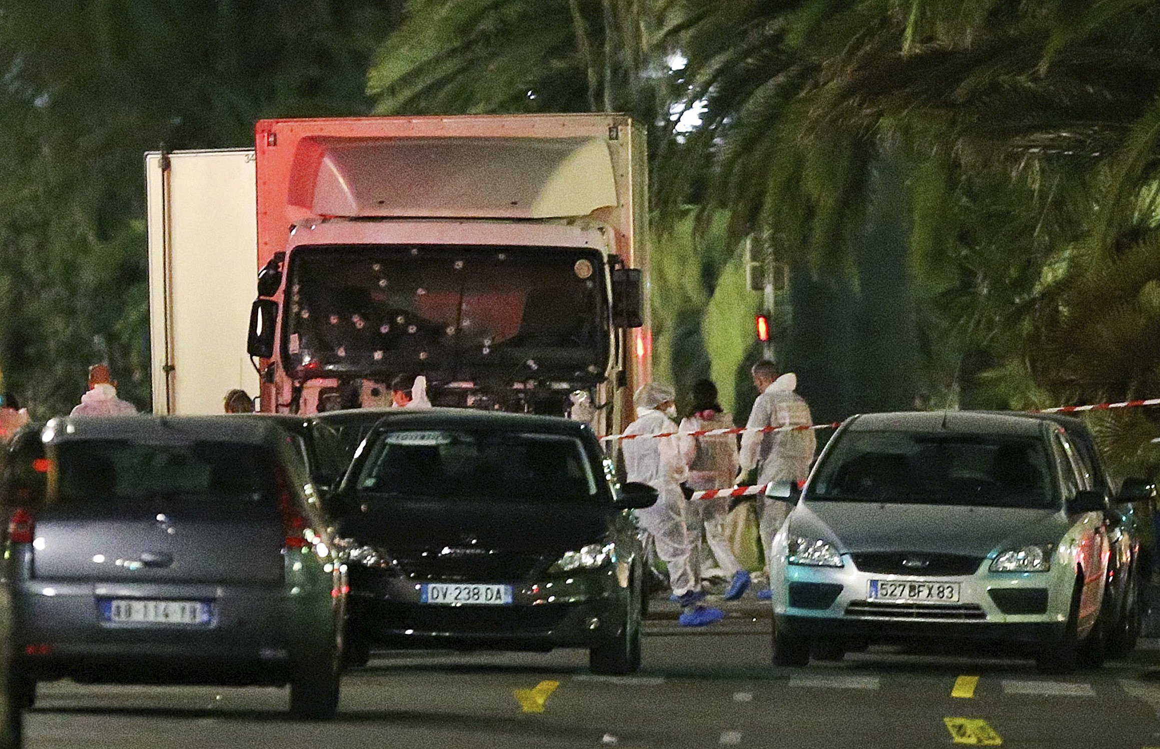 Photos Show Inside Nice Attack Suspects Apartment After Police Raid Nice1 2