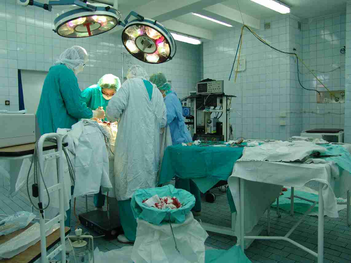 Scientists Reveal Truth About Near Death Experiences Operating theatre