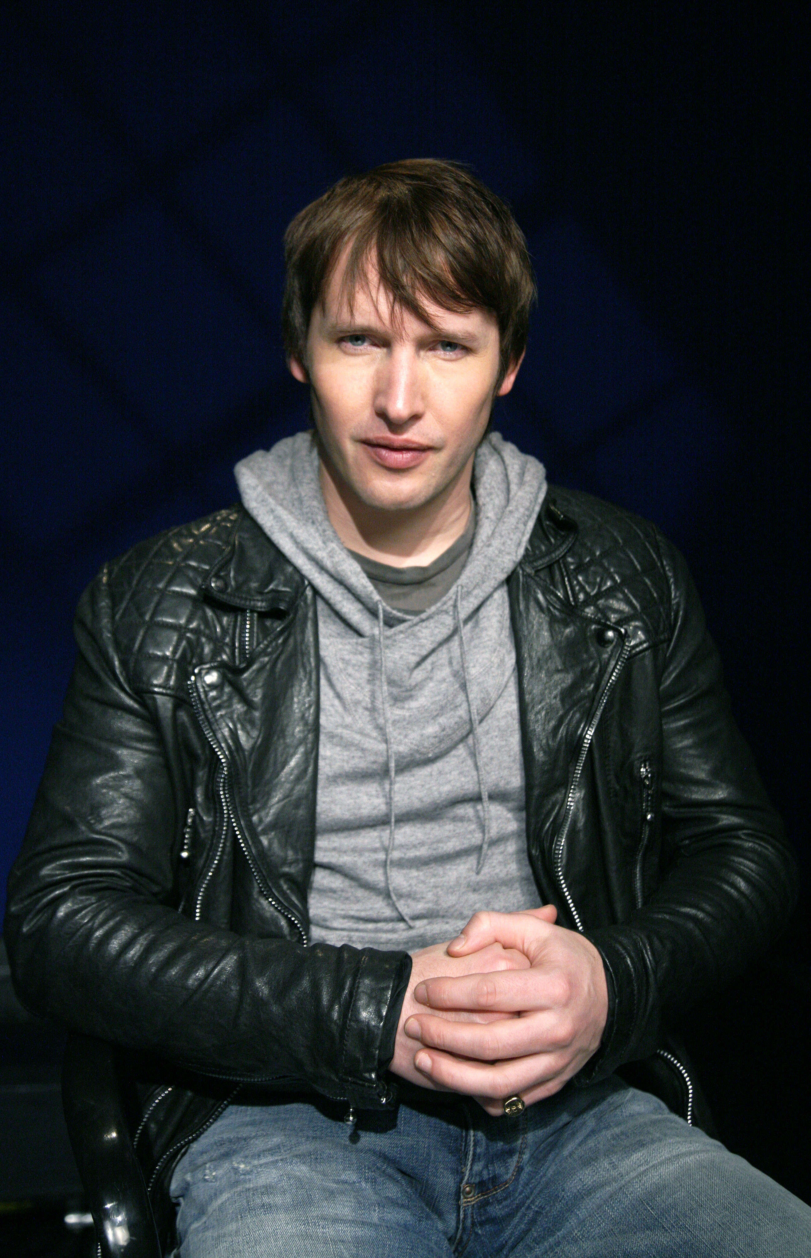 James Blunt And Carl Fogarty Are In Weirdest Celebrity Beef PA 10057464