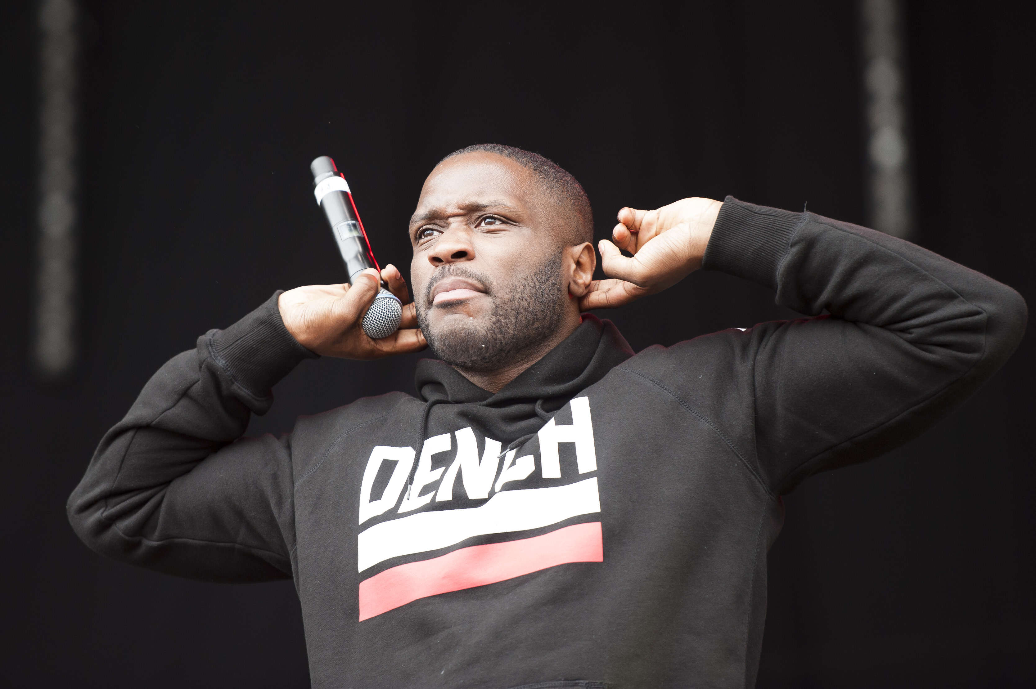 Lethal Bizzle Wants Top Gear Job Because I Have More Bants PA 20824705
