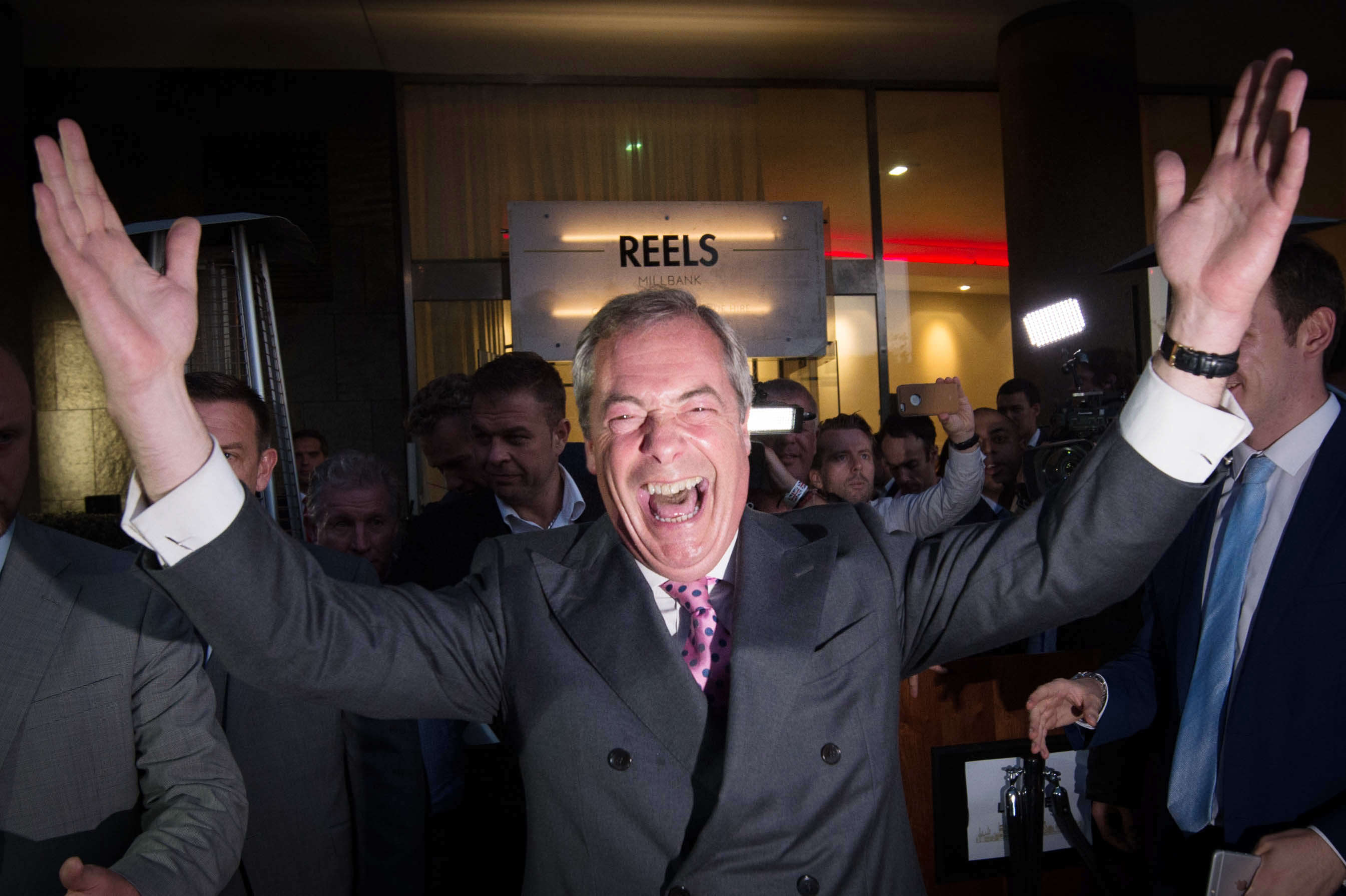 Could Nigel Farage Secretly Be Planning To Join The Tory Party? PA 26697773 1