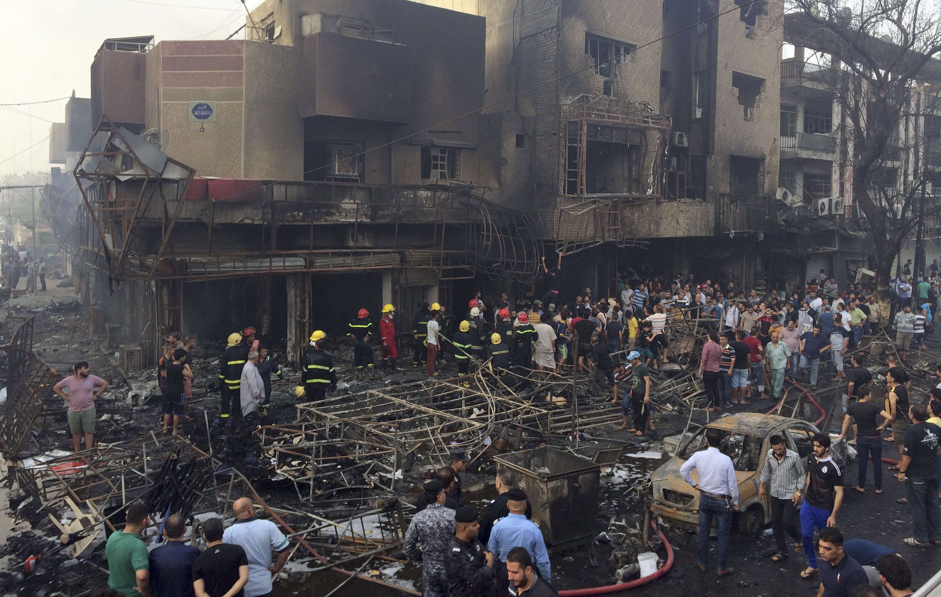 ISIS Carried Out Its Deadliest Attack And No One Cared PA 26776181