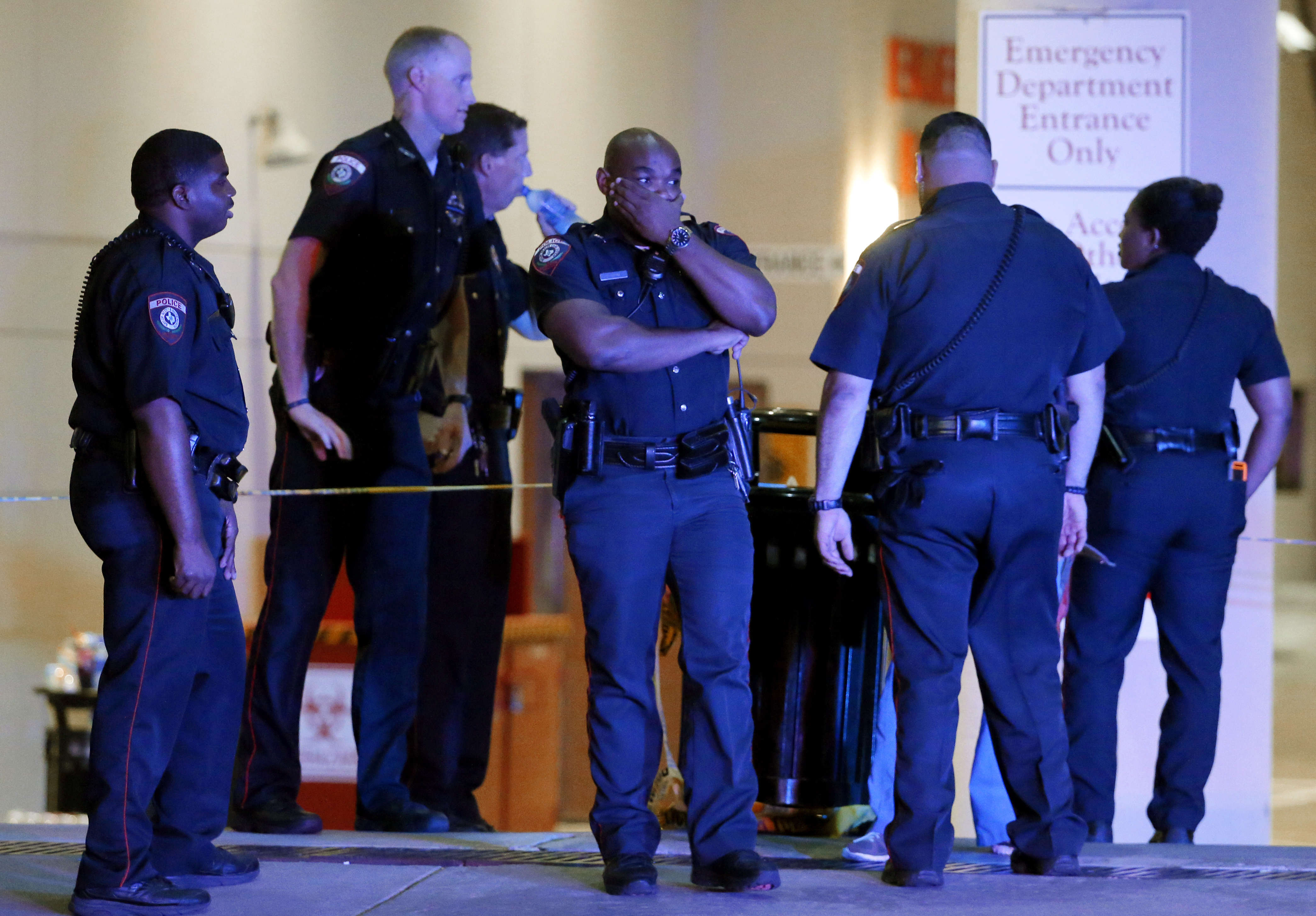 Livestream Of Dallas Gunmen Released As More Details Emerge PA 28030060